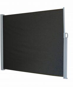<p><b>Cenocco CC-9055; Brise-vue de protection du soleil et du vent</b></p><p>Solution idéale pour bloquer le soleil et le vent</p><p>Donne l'intimité à toute espace extérieure</p><p>Tirez simplement la brise-vue rétractable & verrouiller sur le cadre d'extrémité</p><p>Tissu résistant aux UV de haute qualité</p><p>Protège contre les rayons nocifs du soleil</p><p>SURFACE ARRIÈRE</p><p>PROTECTION UV</p><p>SURFACE AVANT</p><p>Cadre robuste de haute qualité</p><p>Comprend un cadre en aluminium oxydé avec un poteau de support en acier à revêtement poudré </p><p>Roulement automatique facile</p><p>Rétracter la brise -vue lorsqu'elle n'est pas nécessaire</p><p>Installation facile</p><p>Visser les supports dans le mur</p><p>Montez la brise-vue sur les supports muraux</p><p>Fixez le poteau sur le sol</p><p>Brise-vue est prête à l'utilisation</p><p>Disponible en 2 couleurs : Crème
