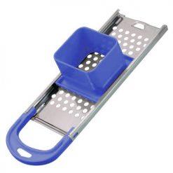 Blaumann BL-1160; Râpe à gnocchi 10mmMatériau: acier inoxydable / plastiqueTaille: 34 × 11 cmCouleurs: bleu