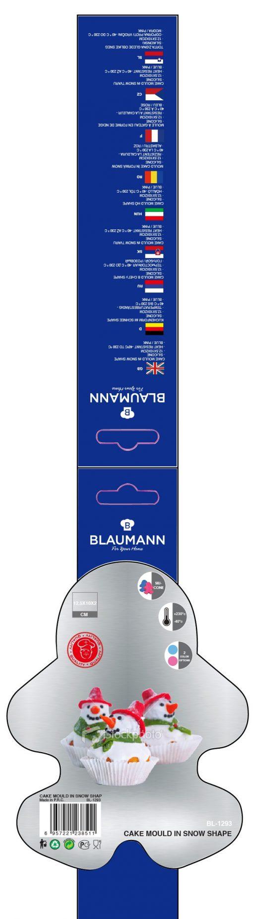 5 x 10 x 2 cmCouleur: bleu