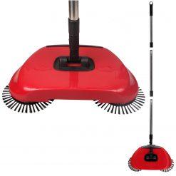 Cenocco CC-9071: Vadrouille à Aspiration à Brosse DureLa vadrouille à brosse dure CC-9071 de Cenocco est un balai électrique 3 en 1