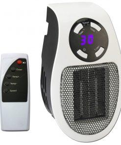 il apportera une chaleur continue n'importe quand et n'importe où. Cet appareil de chauffage est bien construit avec des matériaux de haute qualité pour assurer sa durabilité et garantir sa durabilité. Créé avec une fonction de sécurité