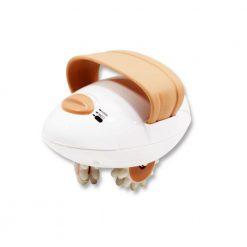 Cenocco beauty CC-9018; Appareil de massage anticelluliteLe corps plus mince/dispositif de massage est une solution anti-PAD qui est particulièrement adapté à ceux qui découvrent lacellulite pour la première fois. Cela signifie qu'il aura peu d'effet sur la cellulite incrustée pendant plusieurs années. Ledispositif offre un massage directement inspiré par palpation-roulement. Il peut être appliqué à différentes parties du corps(jambes