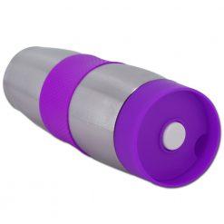 Cenocco CC-6000: Tasse de voyage sous vide en acier inoxydableLa tasse de voyage sous vide en acier inoxydable Cenocco CC-6000 est composée d'un acier inoxydable de qualité alimentaire sans BPA