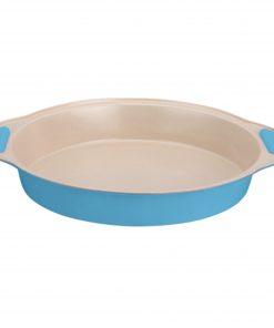 <p><b>Euro Lady EL- RKP23: Ustensiles de Cuisson Antiadhésifs Revêtus de Céramique</b></p><p>L'Euro Lady EL-RKP23 est un moule de cuisson en céramique aux couleurs vives et contemporaines et au design élégant qui inspirera votre boulanger intérieur. Ces ustensiles de cuisson sont fabriqués à partir d'une céramique de qualité supérieure avec un revêtement antiadhésif qui est PFOA