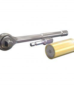 Herzberg HG-5031: Clé à Douille Universelle 3pcsLa Herzberg 5031 est une clé à douille de 3 pièces qui peut s'adapter à des écrous et des têtes de boulons de 9 à 27 mm à l'aide d'un seul outil. Fabriqué à partir d'un acier robuste de haute qualité résistant à la rouille. Souple et durable