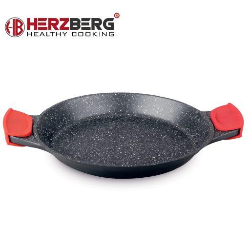 seulement une paella parfaitement cuite. Cette base sur son fond composé peut également être utilisée sur diverses sources de chaleur