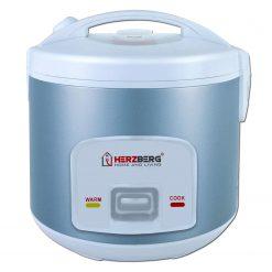 Herzberg HG-8004: 700W Cuisinière Electrique Multifonction - 1.8LCréez une préparation parfaite pour les soupes