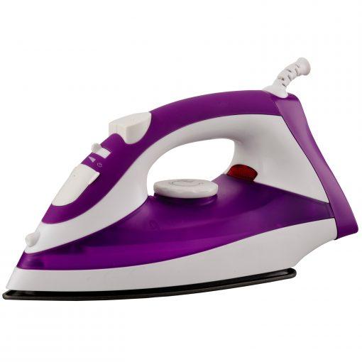 Herzberg HG-8036: Fer à Vapeur 2200W - VioletCréez des vêtements parfaitement lisses