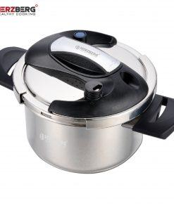 construit à partir d'un pot de base en acier inoxydable 18/8 de qualité alimentaire