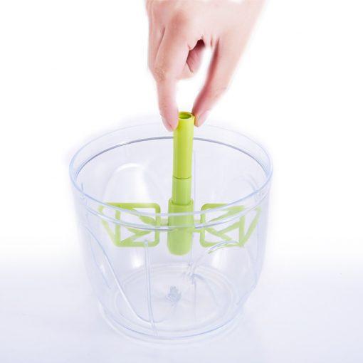 couper divers aliments pour bébé