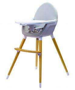 <p><b>Kinderline</b><b> WHC-701.1GREY: Chaise </b><b>haute</b><b> Pod Timber - Gris </b><b>clair</b></p><p>Le temps d'alimentation peut être assez difficile