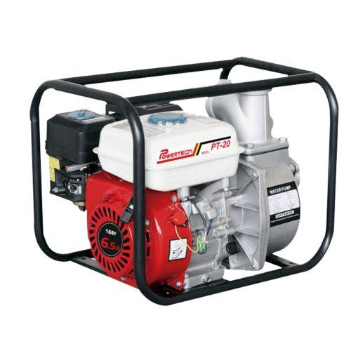 Powertech PT-20: Pompe à Eau ProfessionnelleLa pompe à eau professionnelle PT-20 de Powertech est une pompe à eau à haute performance et rendement élevé