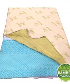 <p><b>Royalty Comfort SLT-MSM-90190: Surmatelas Ergonomique en Mousse à Mémoire de Forme en Bambou</b></p><p>Augmentez et améliorez le confort de votre lit avec le Royalty Comfort SLT-MSM-90190