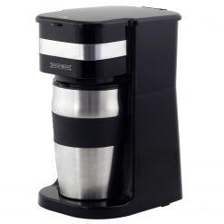 Royalty Line KME-700.325.4: Cafetière Portable Avec Tasse de VoyageCréez une tasse parfaite de café préparé frais