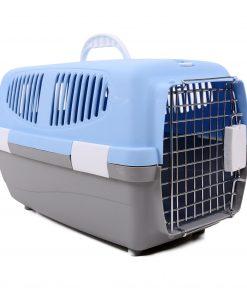<div><div><b>Royalty Pets DTC-1.490: Cage de transport pour animaux de compagnie - Cody</b></div><div> </div><div> </div><div>La cage de transport pour animaux de compagnie Royalty Pets - Cody est une cage sécurisée pour le chenil et un transporteur qui facilite le voyage et assure la sécurité de vos animaux