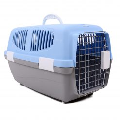 Royalty Pets DTC-1.490: Cage de transport pour animaux de compagnie - Cody  La cage de transport pour animaux de compagnie Royalty Pets - Cody est une cage sécurisée pour le chenil et un transporteur qui facilite le voyage et assure la sécurité de vos animaux