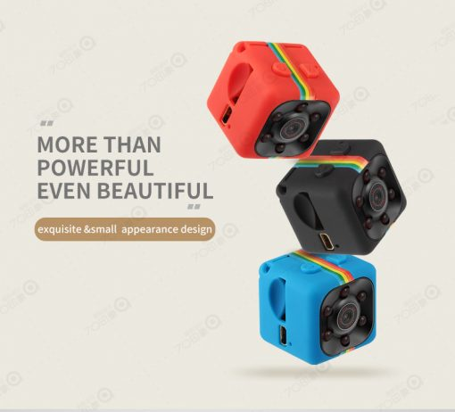Cenocco CC-9047; Mini caméra HD1080PImages haute définition FULL HD1080P DV DCImporter une caméra OV9712 et hdConception compacte