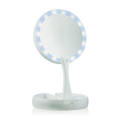 Cenocco CC-9050: Miroir De Courtoisie Pliable à LEDJetez un œil parfait au Cenocco CC-9050