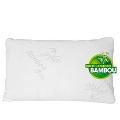 Royalty Comport HG-5076BMC: La housse d'Oreiller en BambooLa taie d'oreiller en bambou Royalty Comfort HG-5076BMC est une taie d'oreiller à fermeture à glissière qui protège votre oreiller contre la poussière