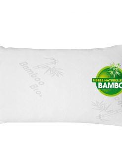 <p><b>Royalty Comport HG-5076BMC: La housse d'Oreiller en Bamboo</b></p><p>La taie d'oreiller en bambou Royalty Comfort HG-5076BMC est une taie d'oreiller à fermeture à glissière qui protège votre oreiller contre la poussière