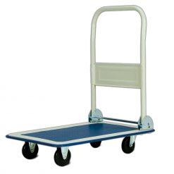 Herzberg HG-8029: Chariot à Plate-FormeUn design innovant et compact remarquablement polyvalent et mobile pour tous vos besoins de transport. Présentation du chariot à plate-forme Herzberg