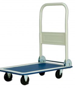<p><b>Herzberg HG-8029: Chariot à Plate-Forme</b></p><p>Un design innovant et compact remarquablement polyvalent et mobile pour tous vos besoins de transport. Présentation du chariot à plate-forme Herzberg