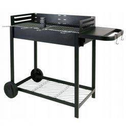 Zelfo ZL-BBQ: Barbecue au Carbone PortableLe gril à charbon vous servira à préparer divers plats - les repas préparés avec son aide gagneront un arôme inhabituel. Vous pouvez utiliser le produit pour préparer différents types de viande