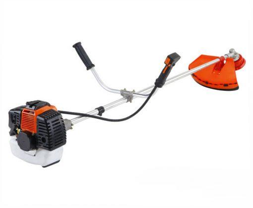 Herzberg HG-5200; DébroussailleuseLa débroussailleuse Herzberg HG-5200 a une conception compacte