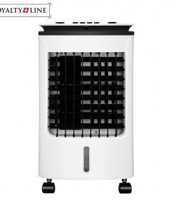 refroidisseur d'air et humidificateur 3 en 1Avec 2pcs de boîtes de gel de glace.Filtre lavable3 niveaux de puissance faible