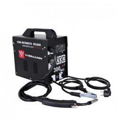 Widmann WM300 : Welding Onduleur Semi-Automatique MIG 300Soudeuse semi-automatique avec refroidissement par ventilateur avec protection thermique