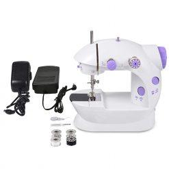 Cenocco CC-9081: Mini Machine à CoudreLa mini machine à coudre Cenocco CC-9081 est une machine à coudre portable qui vous permet de profiter des besoins de couture de manière rapide et efficace. Fabriquée à partir d'un corps ABS de haute qualité
