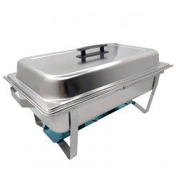 Herzberg HG-8022-1: Plat de Friction ProfessionnelGardez vos plats au chaud et prêts avec le design élégant